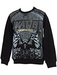 Wati b - Maine jr black plaque - Sweat