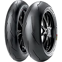 Pirelli Diablo SuperCorsa SP V2 Tire - Front - 120/70ZR-17 , Position: Front, Rim Size: 17, Tire Application: Race, Tire Size: 120/70-17, Tire Type: Street, Load Rating: 58, Speed Rating: (W) 2166900