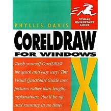 CorelDRAW 8 for Windows: Visual QuickStart Guide (Visual QuickStart Guides)