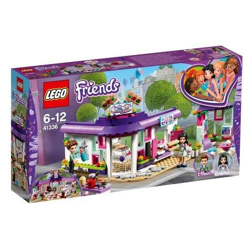 Emma 's Art Cafe (Lego Friends Köpfe)