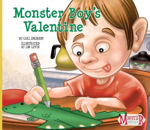 Monster Boy's Valentine (Horror Valentines Tag)