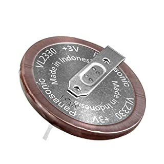 Akku-King Panasonic VL-2330 Battery Button Cells/HFN