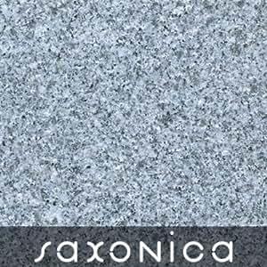 Pool Randsteine Granit REB 800 x 400 mit Treppe - R125, SG6020- Beckenrandsteine