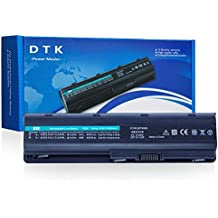 Dtk Batería de Repuesto para Portátil for Hp G32 G42 G62 G72 G4 G6 G6t G7 ; Compaq Presario Cq32 Cq42 Cq43 Cq430 Cq56 Cq62 Cq72 ; Hp Pavilion Dm4 ; Fits Mu06 593553-001 593554-001 Mu09 Hstnn-lb0w 636631-001 593550-001 [10.8v 4400mah 6-cell]