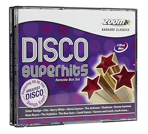 Zoom Karaoke - Disco Superhits B...