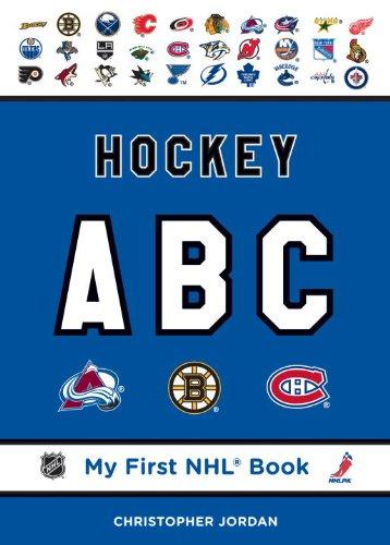 Hockey ABC (My First NHL Book) (Hockey-kindergarten)
