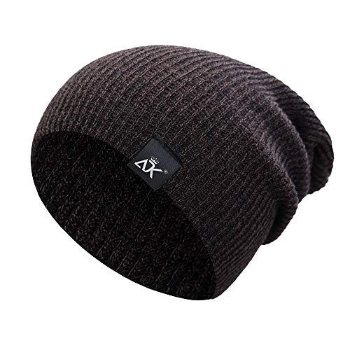JMETRIC Unisex Strickmütze|Beanie Hat |Hip Hop Mütze|Modemütze|Herbst Winter-mütze
