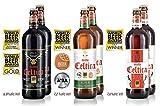 Birra Morena - Selezione di 6 birre da 75cl tra le più premiate al mondo - 2 Celtica Swet Stout | 2 Celtica Super | 2 Celtica Scotch Ale