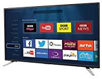 """32"""" LED Smart TV Full HD 1080p With Built In Freeview HD Media Player and Wifi"""