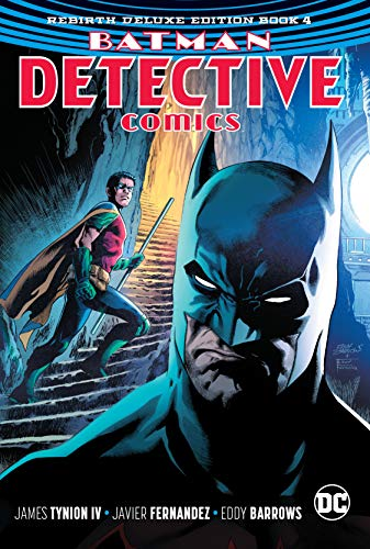 Batman: Detective Comics: The Rebirth Deluxe Edition Book 4 Deluxe Adult Toy