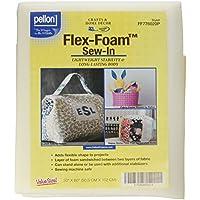 Pellon Flex-Foam Sew-In Stabilizer-20 X60