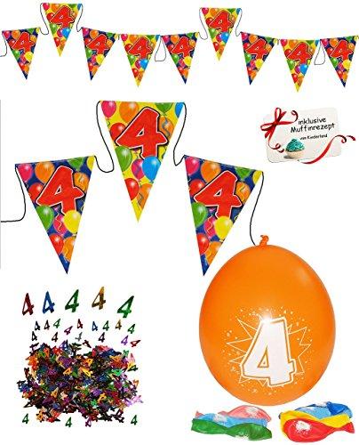 deko-set-zahl-4-vier-girlande-wimpelkette-luftballons-streumotive-dekoration-wasserfest-zb-fur-firme