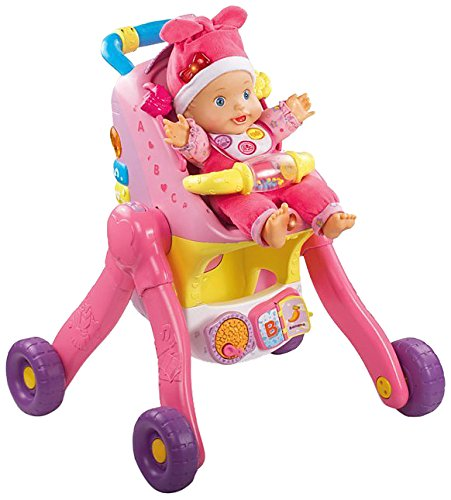 Vtech Little Love 3-in-1 Pushchair 516KKxb0xvL