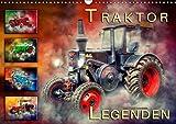Traktor Legenden (Wandkalender 2019 DIN A3 quer): Nostalgische Traktoren - geliebte Kraftpakete, die viele in ihren Bann ziehen (Monatskalender, 14 Seiten ) (CALVENDO Technologie)