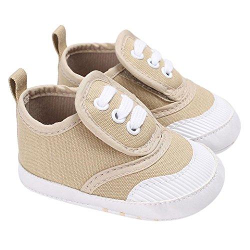 Kostüme Uk 3 0 Halloween (QinMM Baby Schuhe Neugeborenen junge Mädchen Krippe Soft Sole Schuh Sneakers (0-6M,)