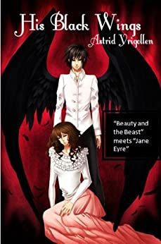His Black Wings by [Yrigollen, Astrid]