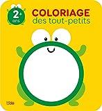 Coloriage des tout-petits - La grenouille - 2 ans