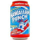 Hawaiian Punch 12 FL OZ (355 ml) - 6 Cans