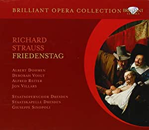 Brilliant Opera Collection: Strauss - Friedenstag