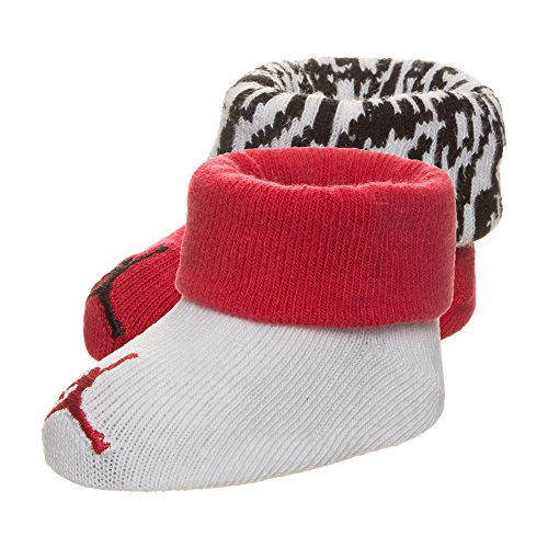 Nike Baby Elephant Cuff Bootie Söckchen, Mehrfarbig, 0-6 Monate