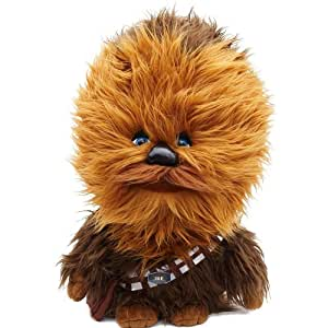 Star Wars–38,1cm Deluxe Talking Personnage en peluche–Chewbacca