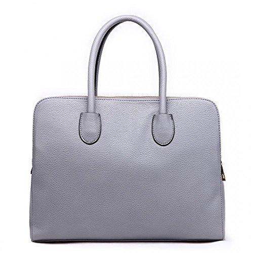 Miss Lulu, Borsa tote donna Grey