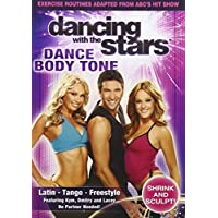 Dancing With The Stars: Dance Body Tone [DVD] by Kym Johnson