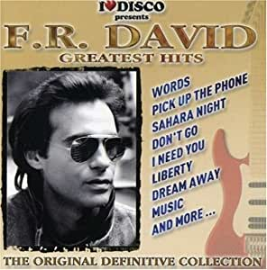I Love Disco Pres. F.R.David