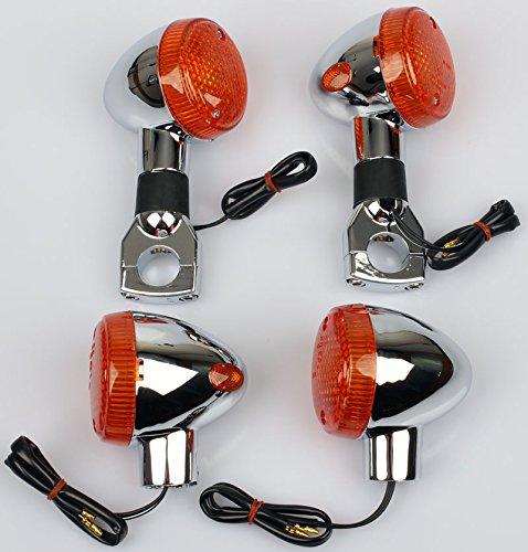 4x Clignotants Indicateur Eo 60-76611 60-76610 60-52851 60-52852