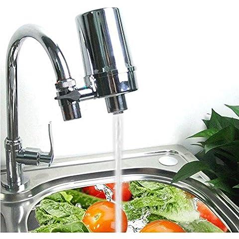 Sistema di filtro acqua di rubinetto sano per bagno e (Perdita Di Capelli Mesi)