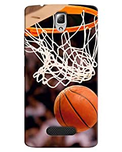 FurnishFantasy 3D Printed Designer Back Case Cover for Lenovo A2010