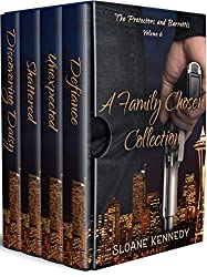 A Family Chosen Collection (Volume 6): The Protectors and Barrettis (English Edition)
