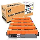 ONLYU TN241 TN245 Kompatibel für Brother TN241 TN245 für BrotherHL-3140CW HL-3150CDW HL-3170CDW HL-3142CW HL-3152CDW HL-3172CDW DCP-9020CDW MFC-9130CW MFC-9140CDN MFC-9340CDW MFC-9330CDW(2B/1M/1C/1Y)