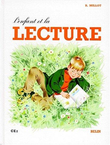 L'enfant et la lecture, CE2