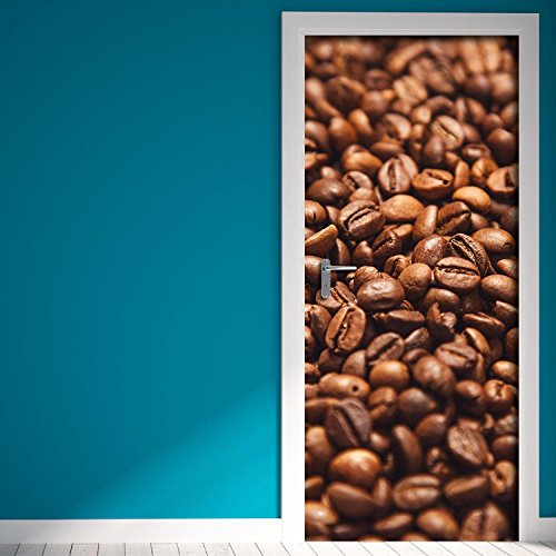 adesiviamor-door-cover-coffee-beans-chicchi-di-caffe-vinyl-door-sticker-turposter-turtapete