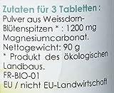 Bio Weissdorn 400mg - 200 Tabletten