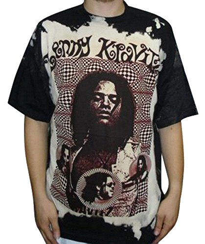 Maglietta Lenny Kravitz Black XXL