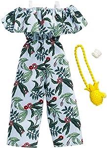 Mattel FXJ04 Accesorio para muñecas Juego de ropita para muñeca - Accesorios para muñecas (Juego de ropita para muñeca, 3 año(s), Multicolor, Chica)