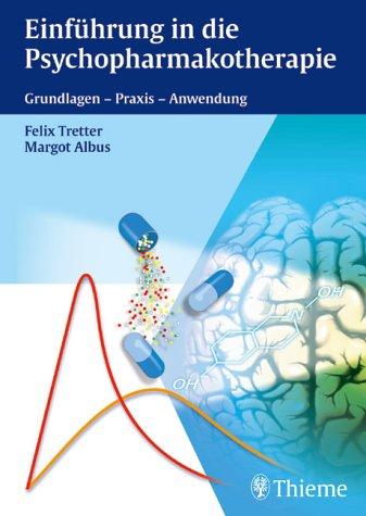 Cover »Einführung in die Psychopharmakotherapie«
