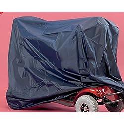 Elevavie Motorrad Abdeckplane Elektromobil-Abdeckplane Wasserdicht Homecraft Abdeckung für Elektromobil