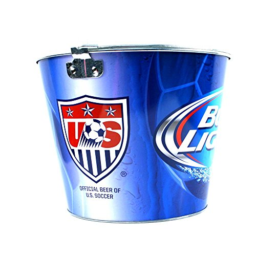 bud-light-official-beer-of-the-mls-beer-bucket-galvanised-tin-with-handle