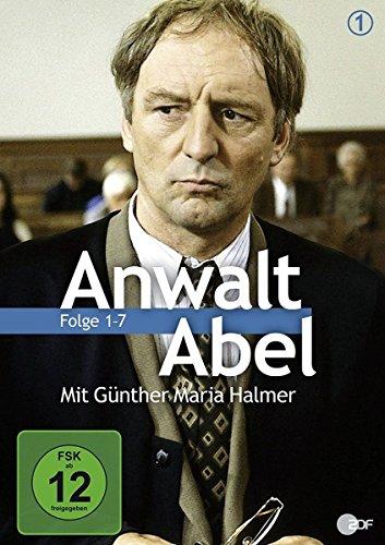 Bild von Anwalt Abel 1 - Folge 01-07 [4 DVDs]