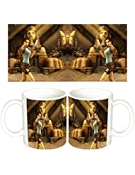 Tomb Raider Anniversary Lara Croft B Tasse Mug
