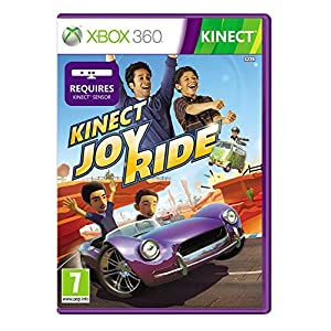 MICROSOFT Joy Ride [XBOX360] (Kinect)