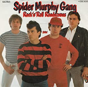 Spider Murphy Gang - Rock'N'Roll Schuah (80)+Dolce Vita (81)