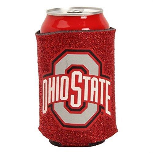 Ohio state buckeyes glitter kolder kaddy can holder