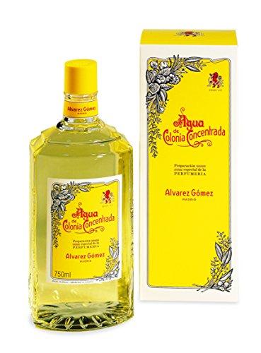 ALVAREZ GOMEZ ALVAREZ GOMEZ agua de colonia concentrada 750 ml (precio: 34,94€)