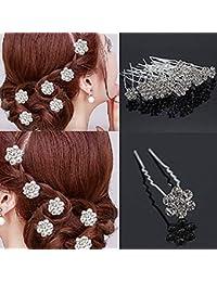 Paradise® Hair Pins For Women/Bridal Hair Accessories For Women And Girls/Juda Pins For Women