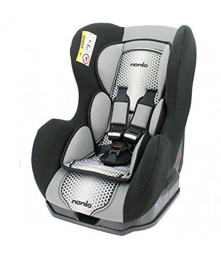 Kinderautositz - gruppen 0+/1 - COSMO - 4 farben - Gris