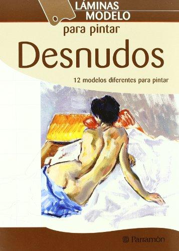 LAMINAS MODELO PARA PINTAR DESNUDOS (Láminas modelo para pintar)